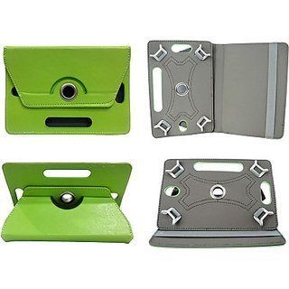 Totta Book Cover for Zync Z99 (Green)