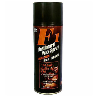 F1/Jocker Car Dashboard Spray Polish Useful for Tyres Seats- Leather Protection & Clean+ Warranty