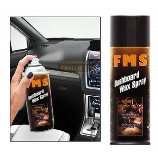 Fms Car Dashboard Wax Spray 450Ml