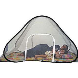 SSZ Double  Bed Mosquito Net (Foldable)