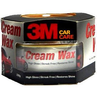 3M car wax