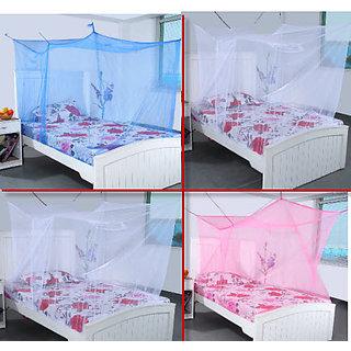 Set of 4 Mosquito Nets-Diwali Dhamaka