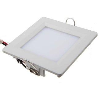 3W White Bright LED Slim Ceiling Panel Down Light