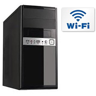 HIGH CONFRIGATION NEW CORE 2 DUO CPU WITH 2 GB 250 GB, WITH WIFI .
