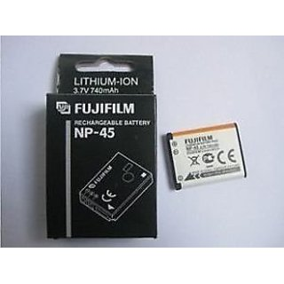 Fujifilm NP-45A Rechargeable Li-ion Battery