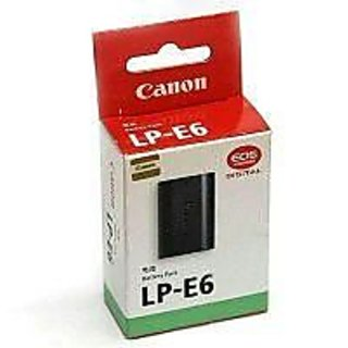 Brand New Canon Battery Lp-E6 Camera Battery