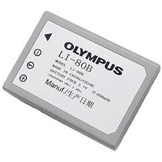 Olympus Li-80B Rechargeable Li-Ion Camera Battery (6 month warranty+cod)