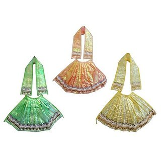 Handmade Goddess Durga Cloth