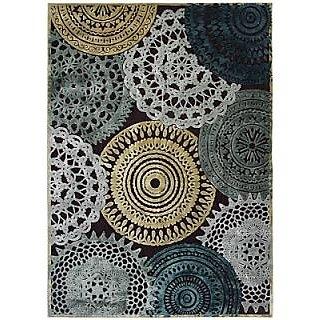 Riva Carpets TARO Wilton Viscose Carpet 160 cm X 229 cm- Oceana Green
