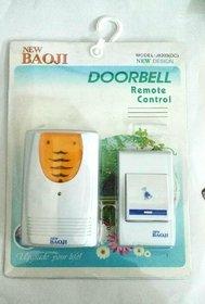 BAOJI DOORBELL wireless Remote Control J8203
