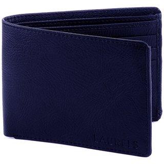 Ahamed Traders Mens Wallet Blue