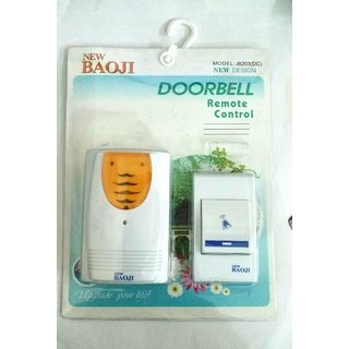 BAOJI DOORBELL wireless Remote Control J8203