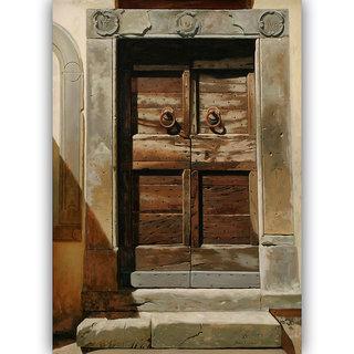 Vitalwalls Landscape Painting Canvas Art Print (Landscape-142-F-60Cm)
