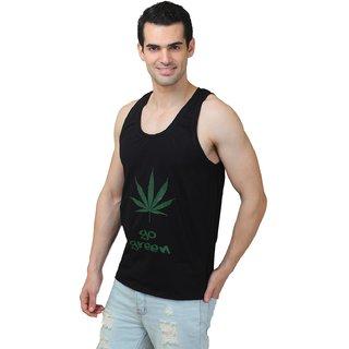 black go green designer vests
