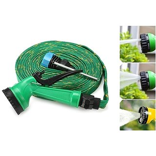 snatch4deals Multi Nozzle 10 meter Water Spray Gun for Cleaning / Gardening / Car Wash