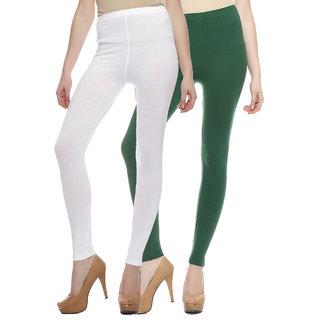 BrandTrendz Pack of 2 Ankle Leggings