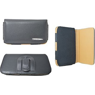Totta Holster for Alcatel One Touch Scribe X         (Black)