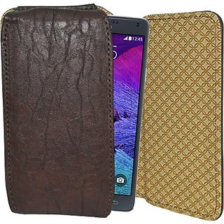 Totta Holster for Samsung Wave 3 S8600         (Brown)