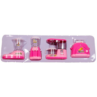 Battery Operated HouseHold Kitchen Set toy for Kids
