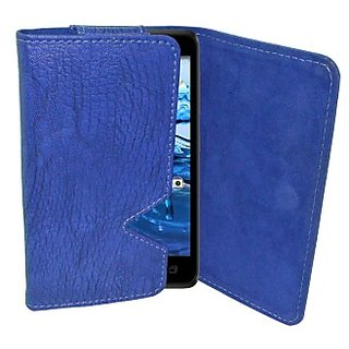 Totta Pouch for Alcatel OneTouch Flash 2         (Blue)