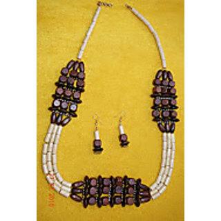 Orchid arts Paper Necklace Set