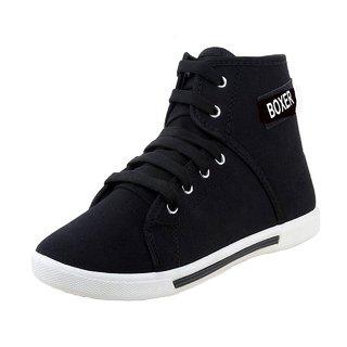 Mens Black footwear