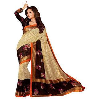 svb sarees bhagalpuri  cotton silk sarees