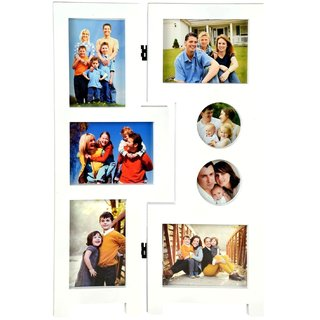 Priya Collections 7 in 1 Collage Photo Frame