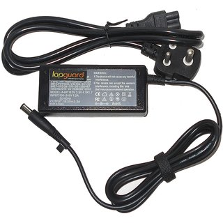 Lapguard Laptop Charger For Hp Compaq Notebook Pc 6910P 18.5V 3.5A Thick Pin LGADHP185V35A7450110463