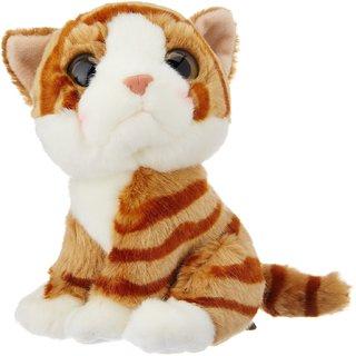 Wild Watchers Cat Brown Tabby (7-inch)