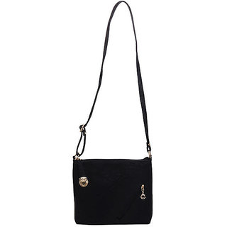 Sling Bag-Black