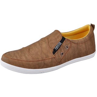 f1d25695f8f Buy Fausto Mens Casual Loafers Shoes Online - Get 4% Off