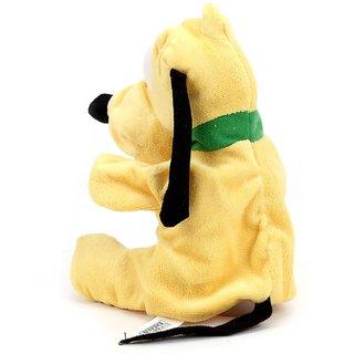 Disney Pluto Puppet 10-inch