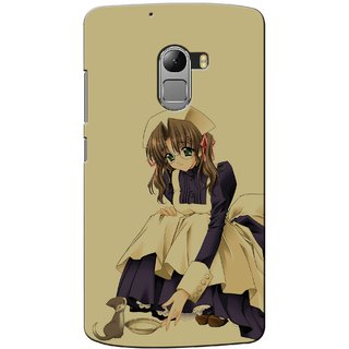 Snooky Digital Print Hard Back Case Cover For Lenovo Vibe K4 Note