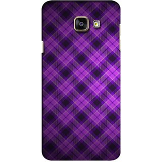 Snooky Digital Print Hard Back Case Cover For Samsung Galaxy A7