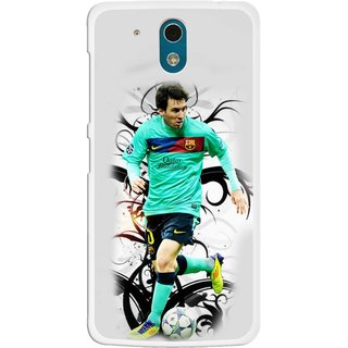 Snooky Designer Print Hard Back Case Cover For HTC Desire 326G