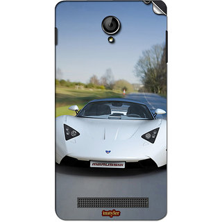 Instyler Mobile Skin Sticker For Xolo Lt2000