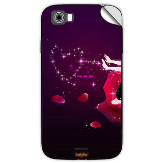 Instyler Mobile Skin Sticker For Xolo One