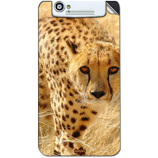Instyler Mobile Skin Sticker For Xolo Q3000