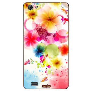 Instyler Mobile Skin Sticker For Xolo Q900S