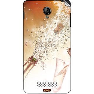 Instyler Mobile Skin Sticker For Xolo Q1000