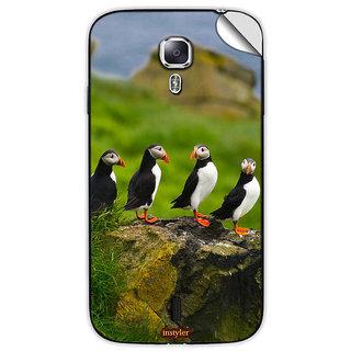 Instyler Mobile Skin Sticker For Xolo Q2500