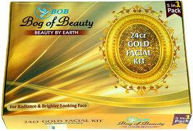 BOB Gold Facial kit