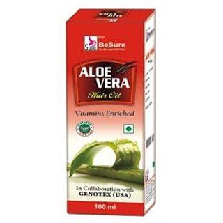 Besure Aloe Vera Hair Oil