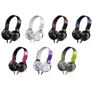 Sony MDR XB-400 Headphone Extraa Bass