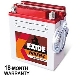 Exide 12BI9-B 9 Ah Battery for Bike