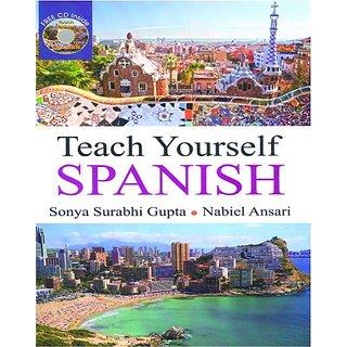 Teach Yourself Spanish with CD
