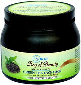 BOB Green Tea Face Pack