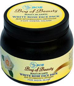 BOB White  Rose Face Pack