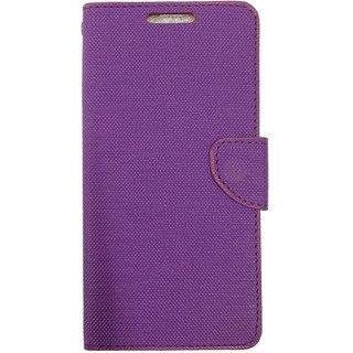Colorcase Flip Cover Case for Acer Liquid Z630 Z630s - Purple